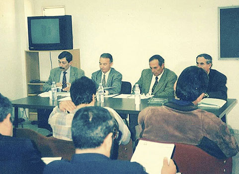 Asamblea General de Asociados en 1996