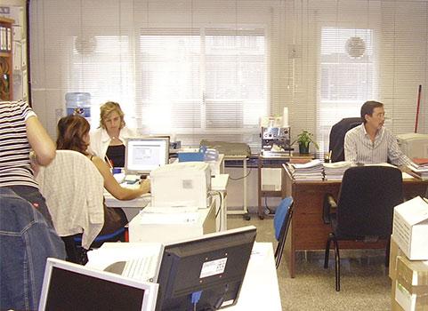 2005. Antiguas oficinas de APEME