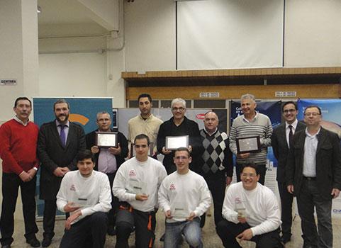 2013. APEME colabora en el concurso slills 2013